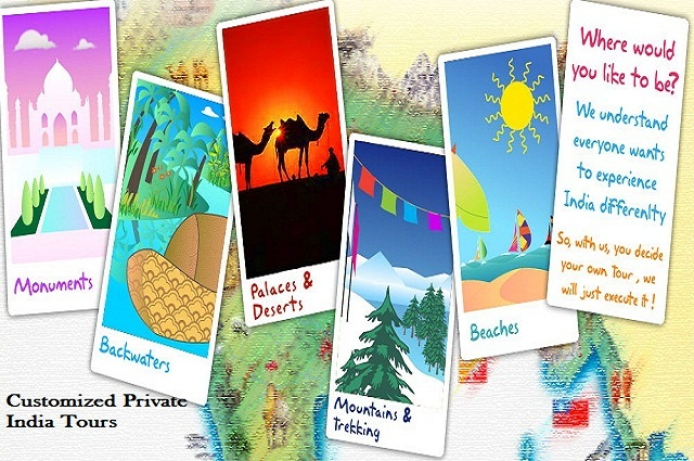 Customized Private India Tours